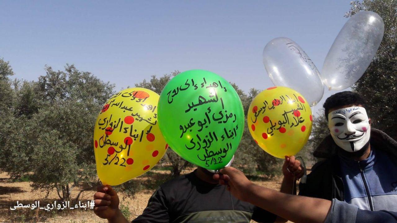 Террор воздушных шаров