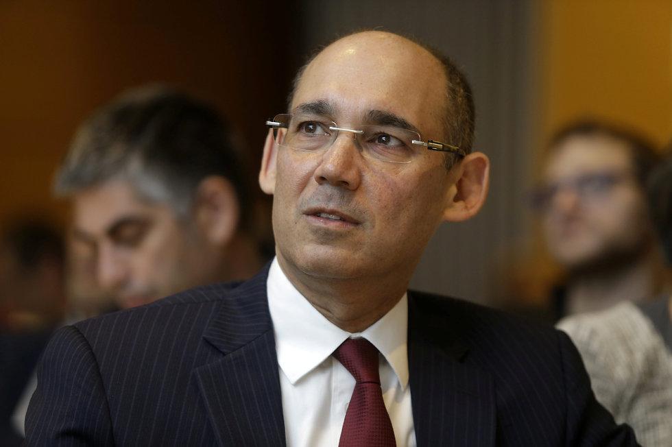 Управляющий Банком Израиля проф. Амир Ярон. Фото: Амит Шааль