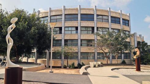 """Корпус больницы """"Шиба"""", в котором оборудованы специзоляторы (Photo: Sheba Medical Center in Tel Aviv)"""