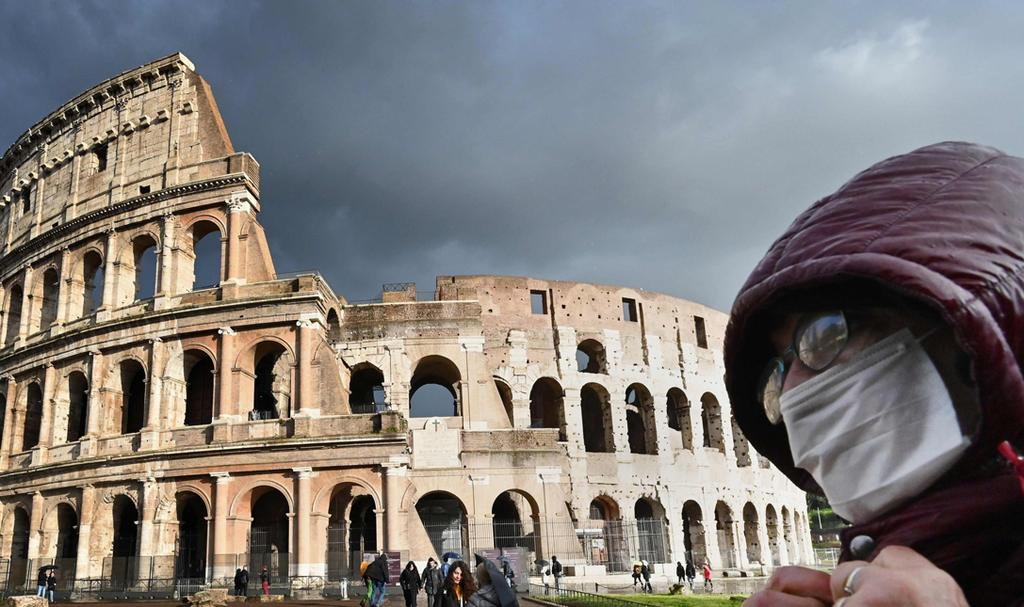 Рим. Фото: AFP