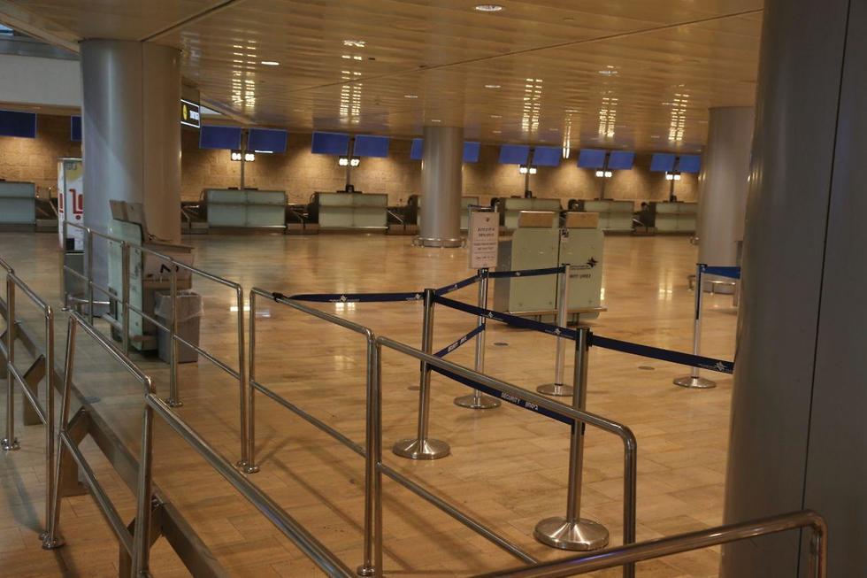Аэропорт Бен-Гурион. Фото: Моти Кимхи