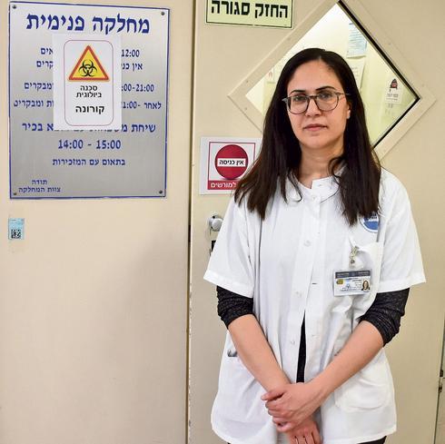 Д-р Хиба Абу-Зиад. Фото: Майя Цабан